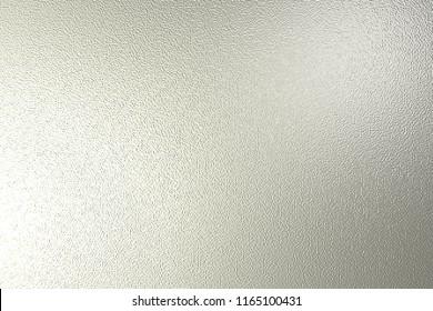 Silver Foil Texture 3D Illustration