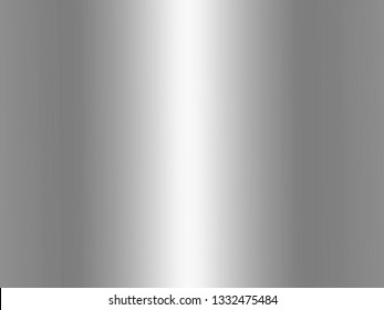 Silver foil texture background. Abstract silver background for web design templates, christmas, valentine, product studio room and business report with smooth gradient color.