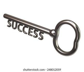 Silver key to success