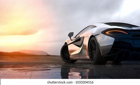 Imágenes Fotos De Stock Y Vectores Sobre Super Sport Cars