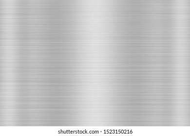 silver metal steel texture background