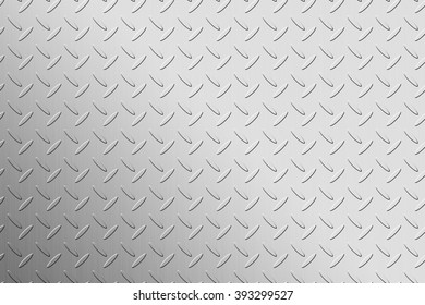 The simple checker plate background