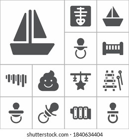 Simple collection of skeletal related filled icons  about  signs for infographic, logo, app development and website design.  premium symbols isolated on a stylish background.