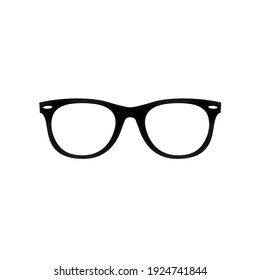 Simple design glasses background image but not attractive to certain people