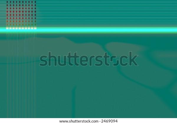 Simple Desktop Wallpaper Web Surface Green Stock