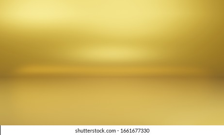 Simple Gold Light Gradient Abstract Background , Close up metal surface of steel. Industrial building background texture baackground.