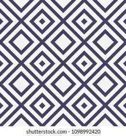Simple shape abstract geometric seamless pattern background, black and white wallpaper