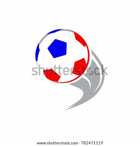 simple soccer logo design inspiration stock illustration royalty rh shutterstock com