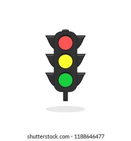 Simple traffic light