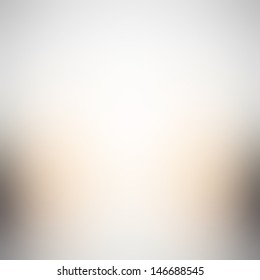 Simple white gray gradient abstract background