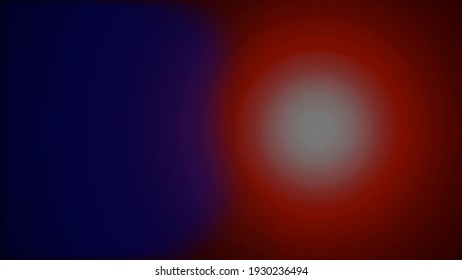 Siren Red and Blue Police Lights Background