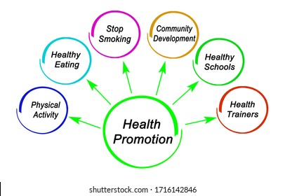 Six Targets of Health Promotion