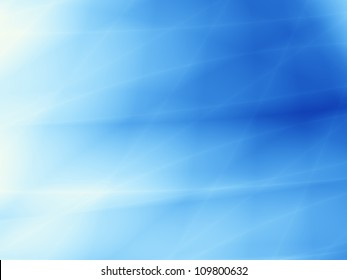 Sky blue abstract background