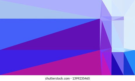 slate blue, medium orchid and lavender blue multicolor background art. simple geometric shape background for poster, banner design, wallpaper or texture.
