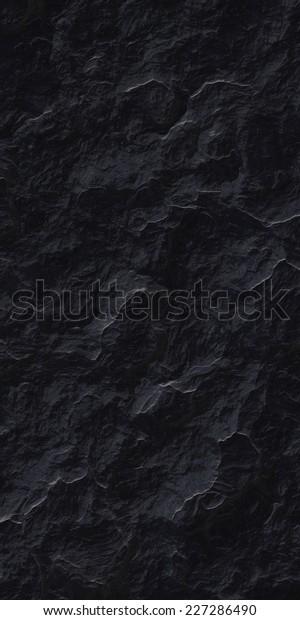 Slate Stone Texture Background Stock Illustration 227286490
