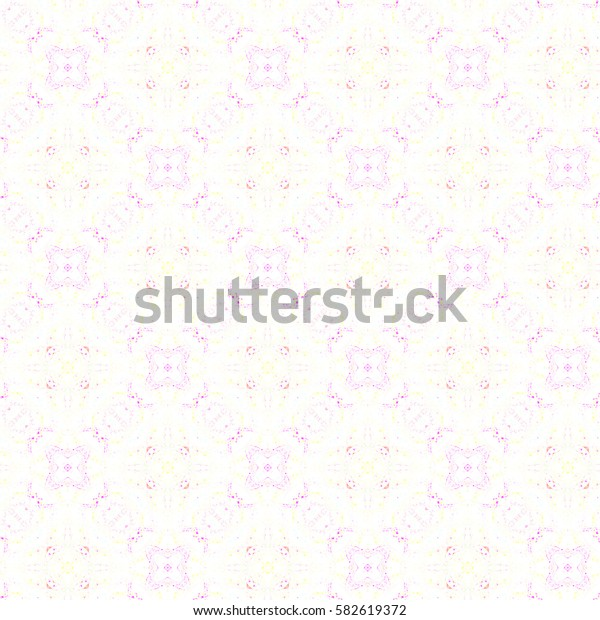 Sloping seamless colorful ornament for design and backgrounds