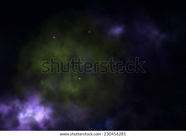 """Small part of an infinite star field of space in the Universe. """"Elements of this image furnished by NASA""""."""