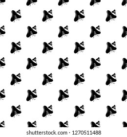 Smallpox virus pattern seamless repeating for any web design