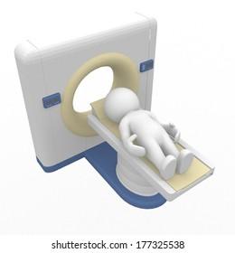 Smart 3D figure in radiology