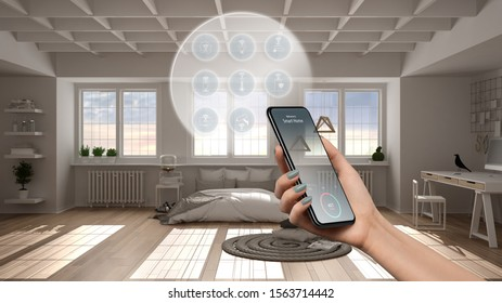Technological Innovation Kitchen Images Stock Photos Vectors Shutterstock