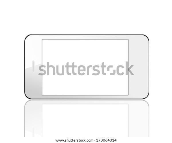 Smartphone horizontal