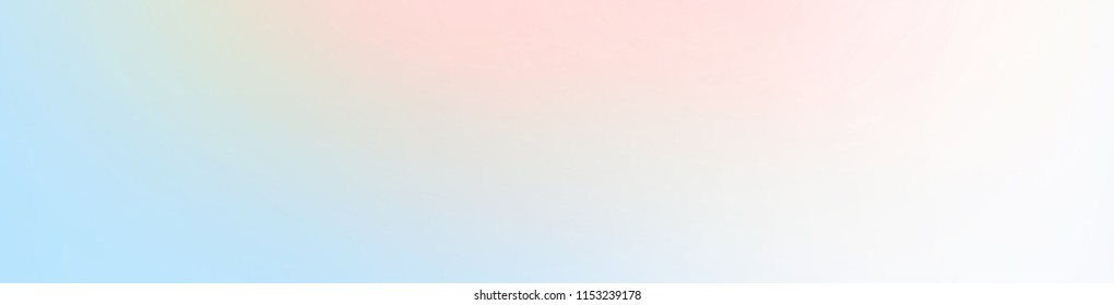 Smooth abstract gradient background with red cold turquoise white colors raster illustration digital graphi banner
