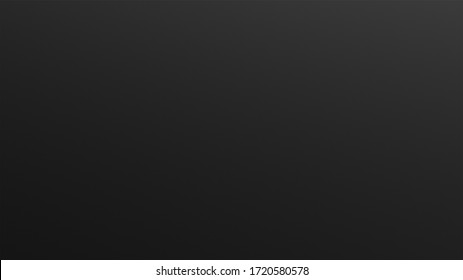 Smooth matte black cardboard texture background material map