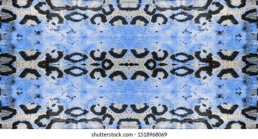 Snake skin fashion. Pinto Wallpaper. Aquamarine Pattern. Savannah Cobra Illustration. Seamless Drawing. Repeat Threadbare textile. Snake fashion. Design