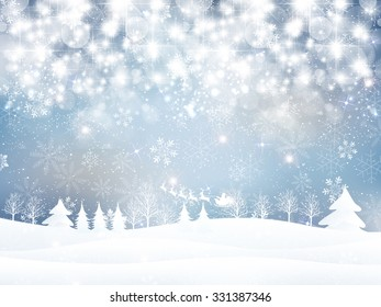 Snow On Christmas.Christmas Snow Background Images Stock Photos Vectors