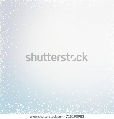 snow light texture empty winter template stock illustration