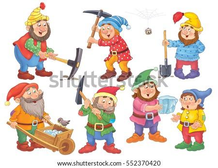 Opinion you Snow white hand job seven dwarfs