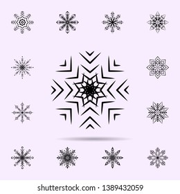 Snowflake Silhouette Images, Stock Photos & Vectors | Shutterstock