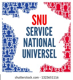 SNU, universal national service in France