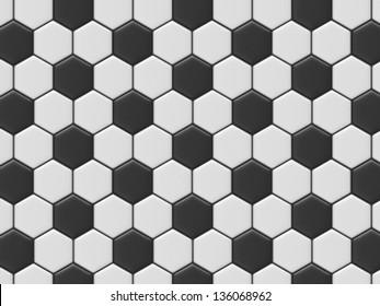 Soccer texture