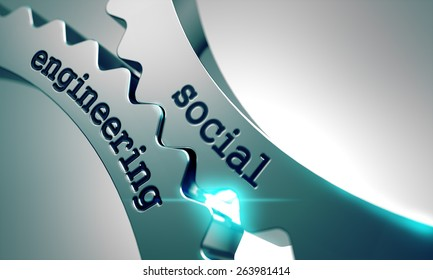 Social Engineering on the Mechanism of Metal Gears.