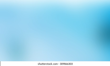 Soft blue background and wallpaper.