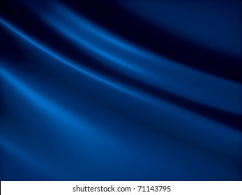 Soft blue shiny metallic background with lines
