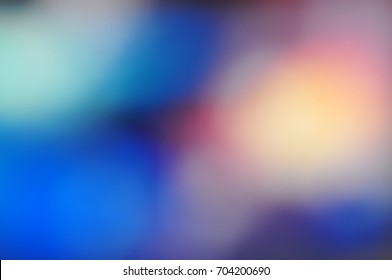 Soft blurred background night evening lights solid pastel plain background texture illustration with soft gradient Wallpaper