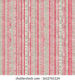 Soft blurry ikat gradient ombre seamless repeat stripes  pattern in natural pink rose,  desert colors. Abstract landscape, ancient weaving. Great for home decor, fashion, stationary. Generative art.