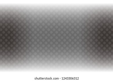 Soft focus polka dot pattern, shaded background material wallpaper, pastel color
