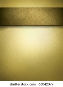 soft gold brown texture parchment with beige highlight background for displaying graphic art layout with copy space