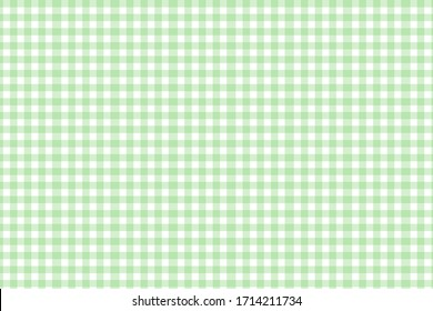 Soft green Grid pattern background.