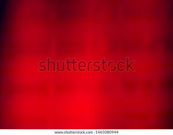 soft-red-abstact-curtain-silk-600w-14650
