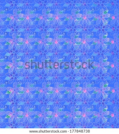 Royalty Free Stock Illustration Of Soft Semitransparent Flowers