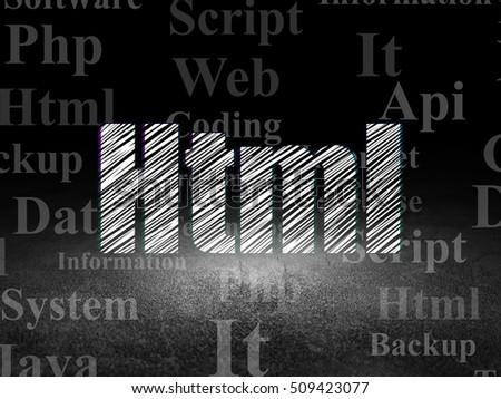 black background image.html