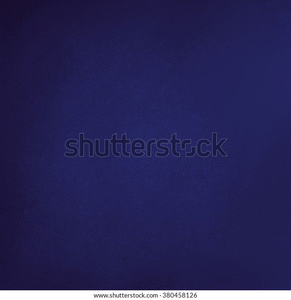Solid Blue Background Dark Midnight Blue Stock Illustration 380458126