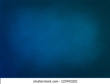 Solid blue background with soft texture.