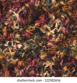 sophisticated camouflage seamless background