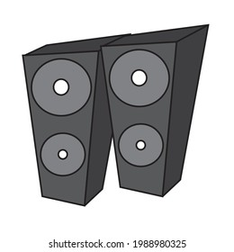 A sound system is an arrangement of electronic components designed in such a way as to increase the power of sound, so that the sound can be heard clearly by many people at musical performances, semin