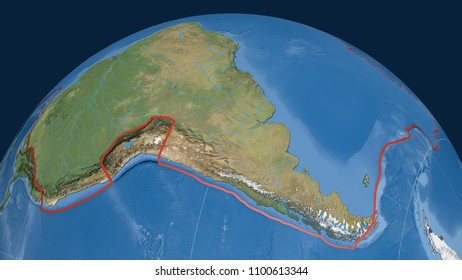 South America Satellite Map Images, Stock Photos & Vectors ... on
